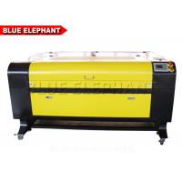 Desktop Engraver Laser Paper Cutter Machine , ELE - 1390 Plastic Laser Cutting Machine Manufactures