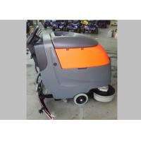 High Efficiency Commercial Floor Cleaning Machines Walk Behind Floor Scrubber 1000MM Squeegee Width Manufactures