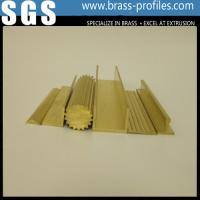 Brass Window Trim Board Copper Casement Window And Door Case Frame Manufactures