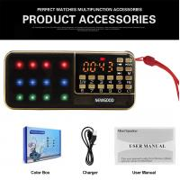China Bluetooth fm radio usb sd card reader speaker for promotion gifts on sale