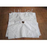 1 - 50 Micron Filter Press Cloth Nomex P84 nonwoven needle filter fabric Manufactures