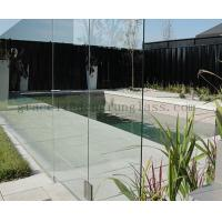 clear tempered glass / Ultra clear toughened glass / China safety glass Manufactures