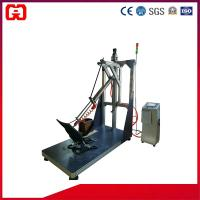 China LCD Display Office Equipment Office Chair Impact Test Machine With 200 Kg Capacity on sale