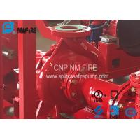 115PSI End Suction Centrifugal Pump Manufacturers Ductile Cast Iron Materials Manufactures