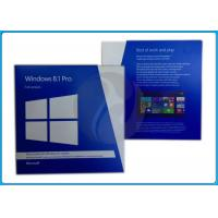 PC / Computer Microsoft Windows 8.1 Pro 64-Bit DVD Full Version Retail Box Manufactures