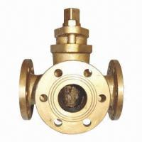 Marine Bronze Flanged Packed Cock as per GB/T593-1993 Manufactures