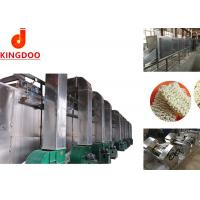 Stainless Steel Dry Noodle Making Machine For Automatic Stick Noodle Manufactures