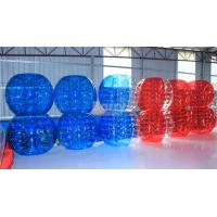 Buy cheap Non - Toxic Inflatable Bumper Bubble Balls For Child , Teens , Adults from wholesalers