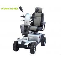 China 13 Inch Four Wheel Handicapped Electric Mobility Scooter 15Km / H 24V 900W on sale
