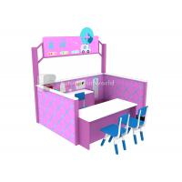 Role Play Center--Kids Indoor Playground Equipment--FF-Hospital Manufactures