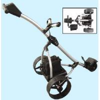 New Model Electric Golf Trolley / Cart (QX-04-04C) Manufactures