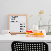 China Cheap Price 12x18 Inches Felt Letter Board on sale