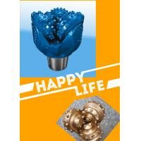 China high efficiency tipped tricone bits for water well drilling Manufactures