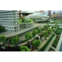 Custom Model Train Layouts / Architectural Model Hotel Buildings Manufactures
