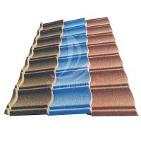 New Zealand Stone Coated Roofing Sheet Nigeria Wholesale Price Metro Tiles Manufactures