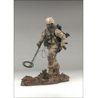 Customized 1 / 6 Model Action Figure Casting 3D Design , Military Soldier Toys Manufactures