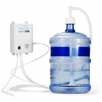 Dispensing Pump System 115 Voltage Flow rate 3.8LPM 1 Gallon 40PSI White Bottle Water Dispensing Pump with 20ft PE Pipe Manufactures