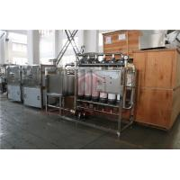 Industrial Mineral Water Production Line With Reverse Osmosis System Manufactures