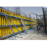 Adjustable Push Pull Brace to Plumb Wall Formwork Systems / Erection In Concrete Work Manufactures