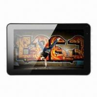 9-inch Tablet PC, Android 4.0 OS, Wi-Fi, 3G, 800 x 480P, AllWinner A13 1.5GHz, 4,600mAh Battery Manufactures