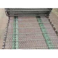 Bisuit Baking Food Grade Stainless Steel Mesh High Temperature Resistant Manufactures