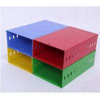 Quality Powder Coated Electrical Cable Tray GI Cable Trunking Stainless Steel 200 Meter for sale