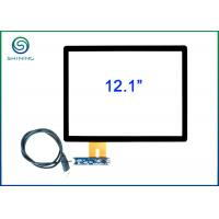 12.1 Inch Multi Touch Screen Panel With Projected Capacitive Technology For EPoS Terminals Manufactures