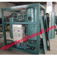 Reliable Performance Vacuum Filter Unit, Turbine Oil Purifier Plant, Oil Ceaning System Manufactures