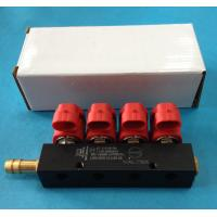 4cyl injector rail for CNG LPG conversion kits for automobiles Manufactures