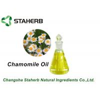 Natural Cosmetic Ingredients Chamomile Oil Essential Oil For Body Care and Hair Care Manufactures