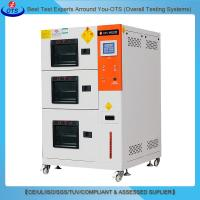 China Programmable High-Low Temperature and Humidity Environmental Testing Chamber , Laboratory Climatic Test Chamber Manufactures