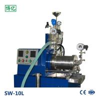 China Solvent Based Horizontal Milling Machine , Ink Laboratory Milling Machine on sale