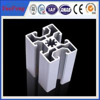Industrial aluminium profiles used in different areas made in Jiangyin China Manufactures