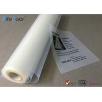 100um Positive Screen Printing Film PET Material 100 Micron Thickness Manufactures
