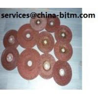 7×5/16×7/8 Grinding Wheel Manufactures