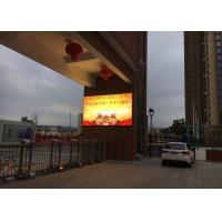 Digital Signage Solutions P10 Outdoor Led Displays For Home Advertising Manufactures