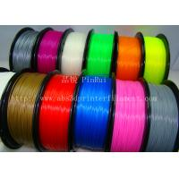Red / Pink 3D Pen Filament 100% Virgin 3D Printer Filament Materials Manufactures