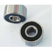 High Speed Full Type Booster Pump Motor Bearings Open / Sealed With Gcr15 Chrome Steels Material Manufactures