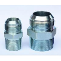 Jic Male Thread Tube Fitting Hydraulic Nipple Manufactures