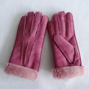 China Wholesale promotional Australia sheepskin gloves for ladies on sale