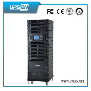 Pure Sine Wave 10kVA-200kVA Online UPS Modular Power Supply Manufactures