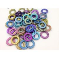 Titanium  Spring Tension Washer With Hypothermia Stability  Nonmagnetic Manufactures