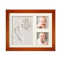 White Promotional Baby Clay Frame Return Gift For Kids Birthday Party Manufactures