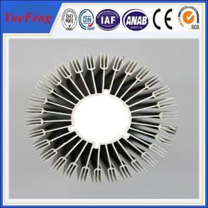 custom aluminium extrusion heatsink, OEM aluminum heatsink extrusion profile Manufactures