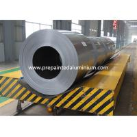 Chromating / Oiled Zinc Coated Steel With Cold - Rolled Steel 0.12mm - 3.0mm Thickness Manufactures