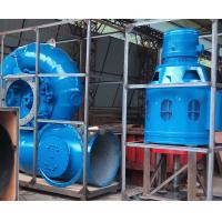 50kW - 1000kW Monoblock Vertical Francis Turbine Package Water Turbine Manufactures