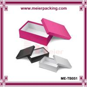 Shoes Box/Sandals Paper Box/High Heel Packaging Shoe Box/Sneaker Paper Box ME-TB051