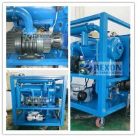 China Fully Enclosed Type Online Working Vacuum Dielectric Oil Filtration Machine with Big Capacity on sale