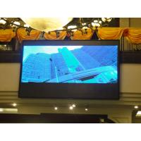 China ROHS Full Color Video Indoor Led Display P10mm High Definition DIP on sale