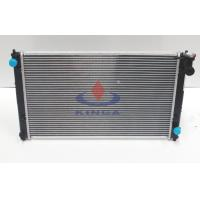 ISO Small Aluminum Car Radiators For HAFEI LOPO MT In Cooling System Manufactures